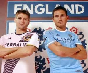 I Hate Being Compared To Lampard – Gerrard